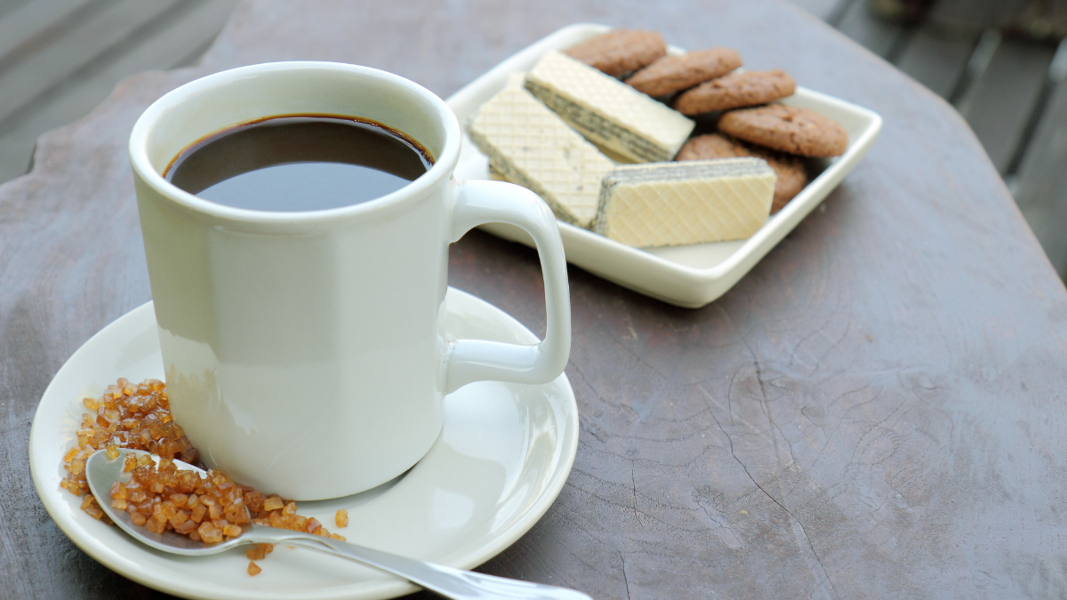 Best Korean Snacks to Pair with Hot Coffee
