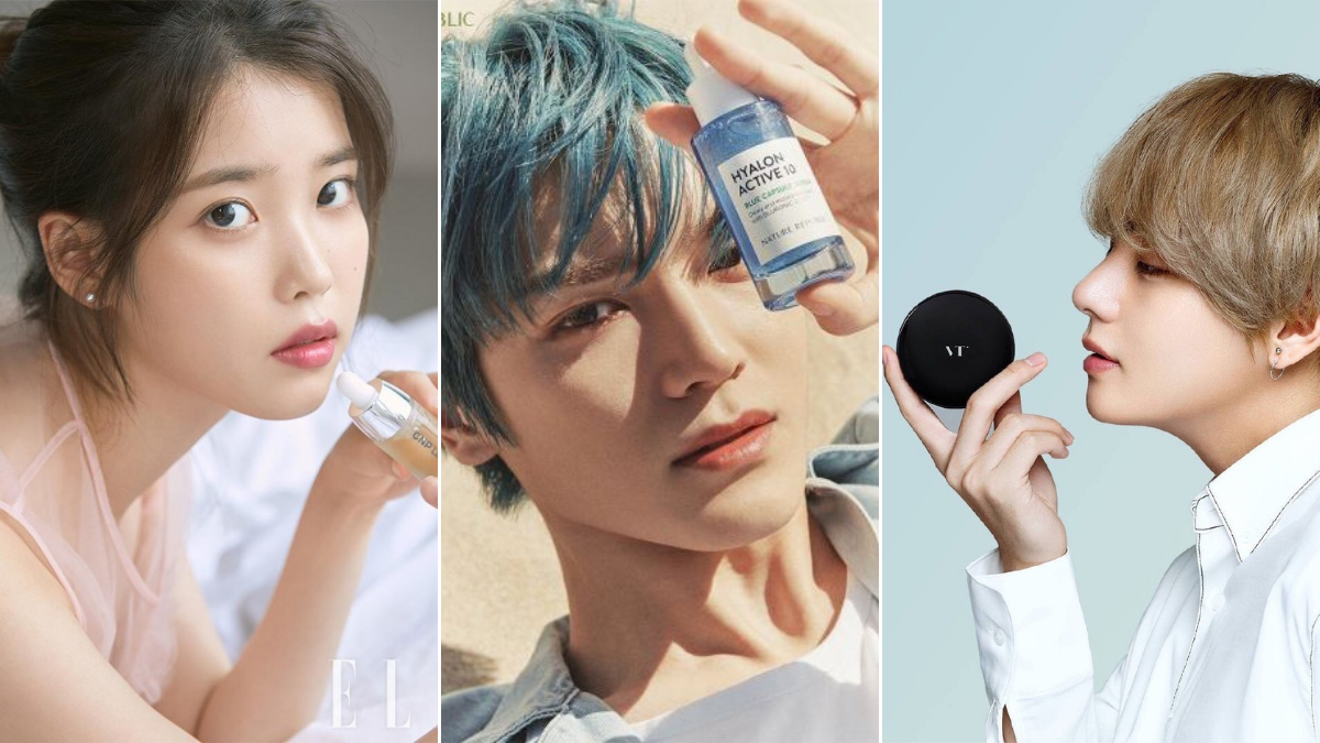 9 K-Pop Idols Who are the Beauty Brand Ambassador