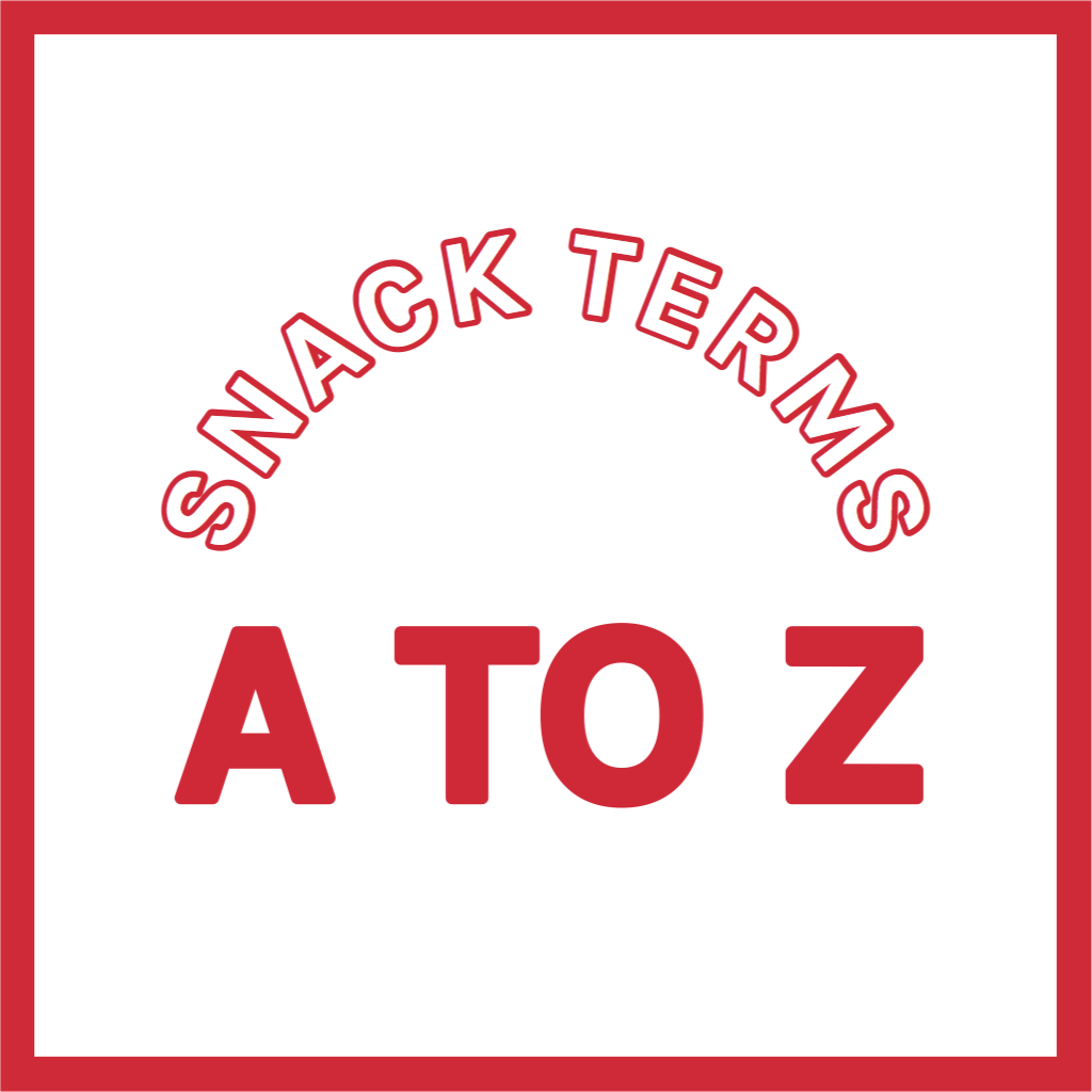 korean studying snack terms a to z