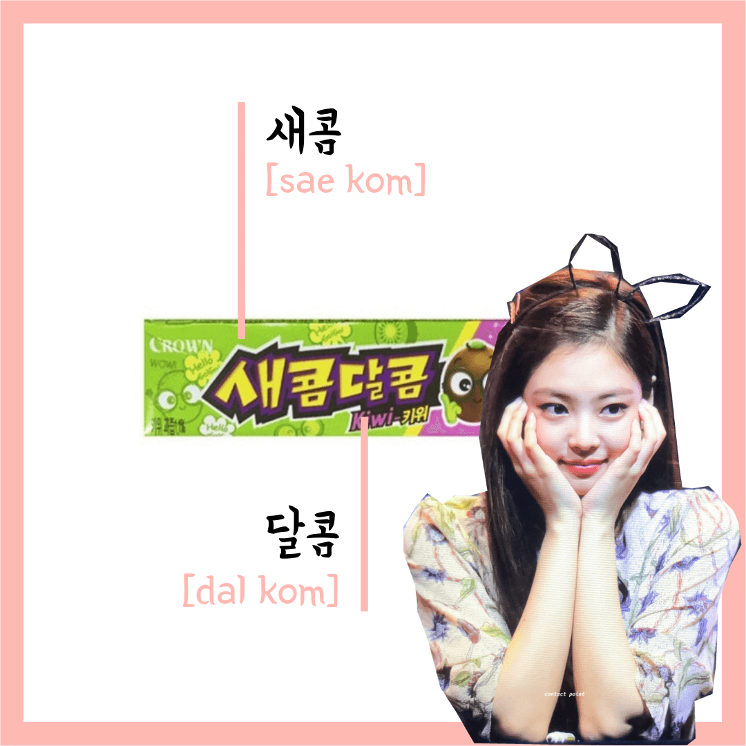 Learn Korean through Tasty Treats 11: Kiwi Caramel