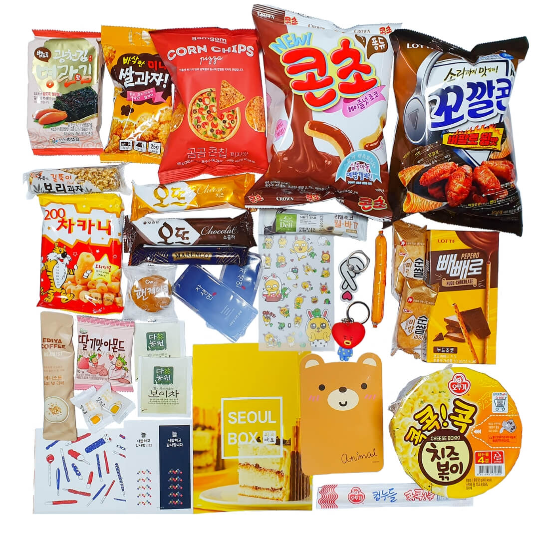SeoulBox Korean treats