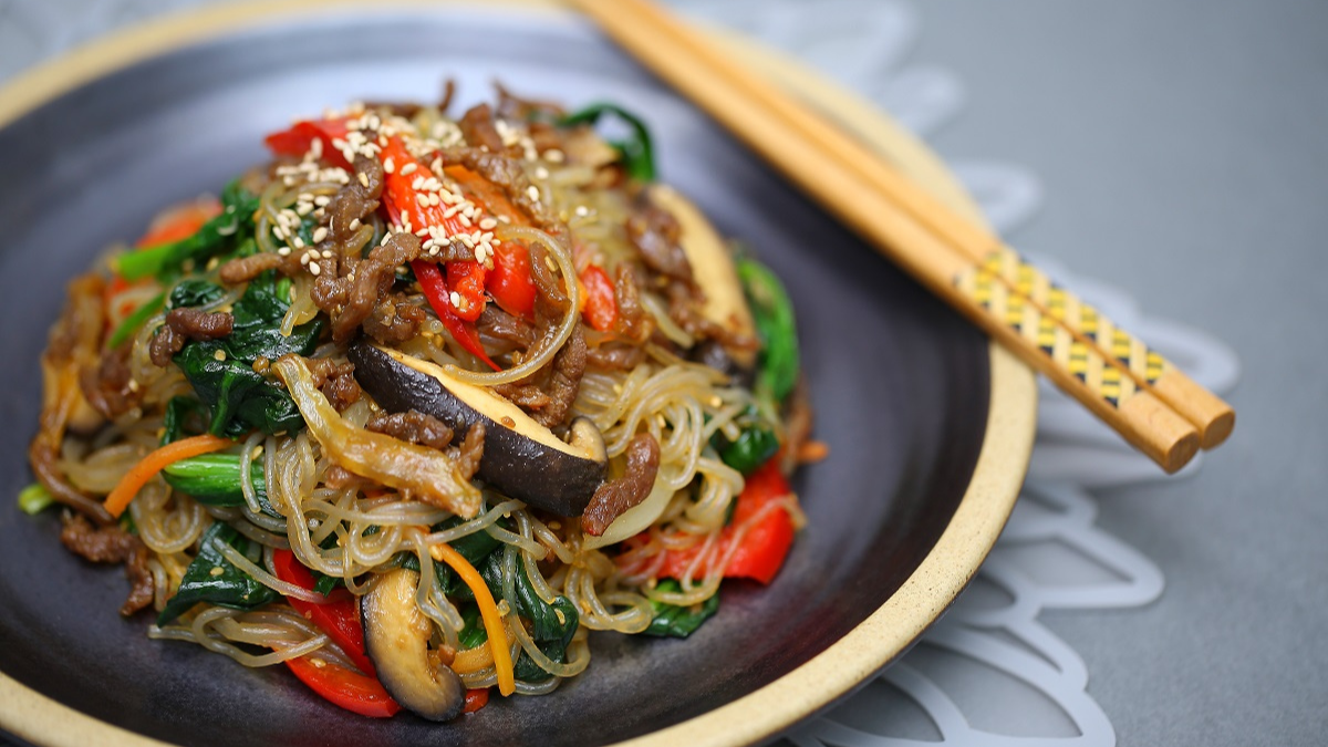 Japchae: Cook this Amazing Korean Dish at Your Home