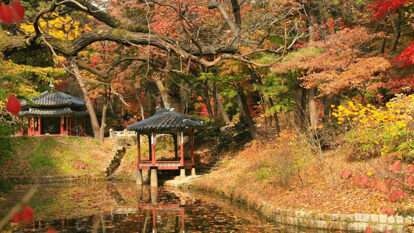 Changdeokgung Palace and Huwon