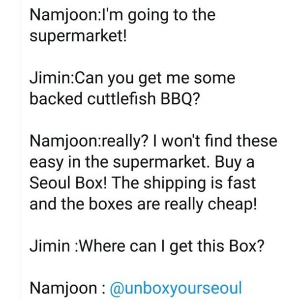 bangtntexts bts incorrect quotes halal korean products