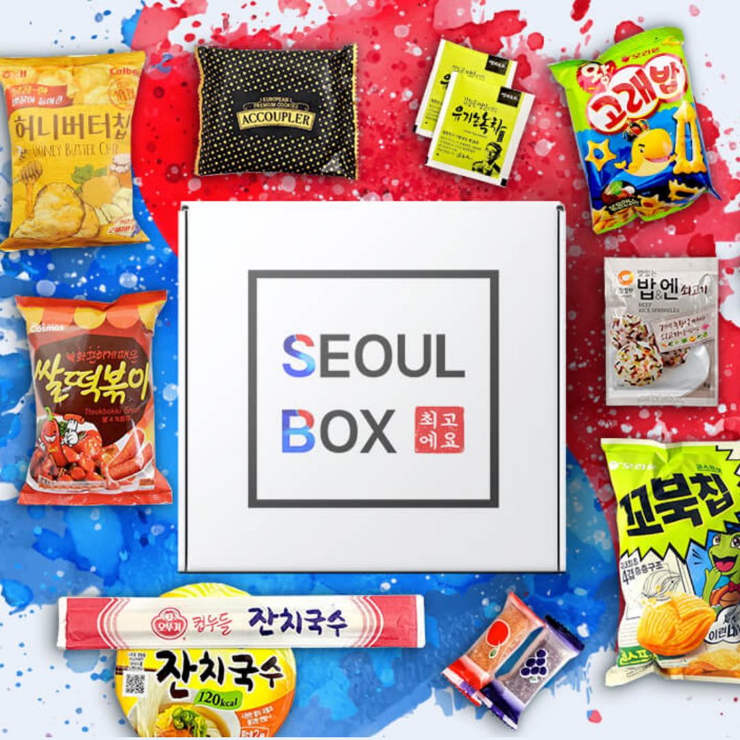 seoul box free subscription box giveaway korean