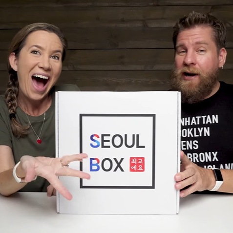 heythatsmike youtube seoul box review