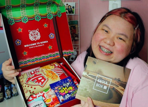 Why should you own a Korean Subscription box?