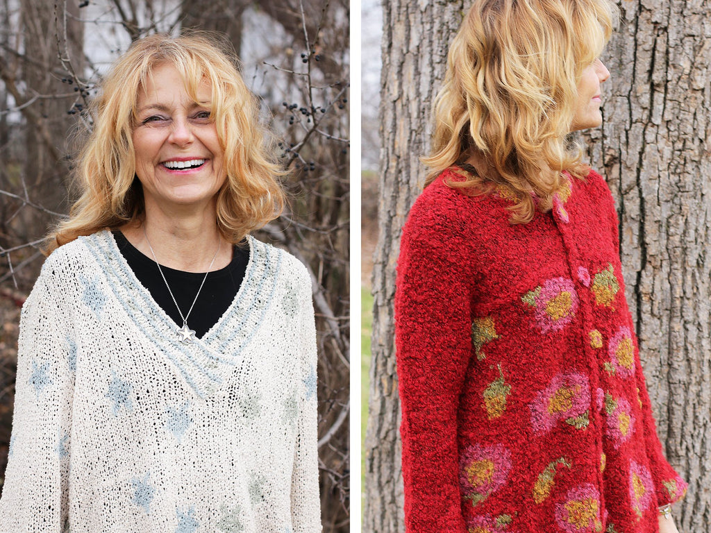 Our Bolivian Sweaters are Back!