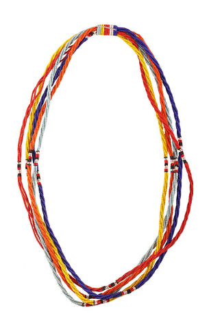 Warrior Necklace - Beads of Esiteti