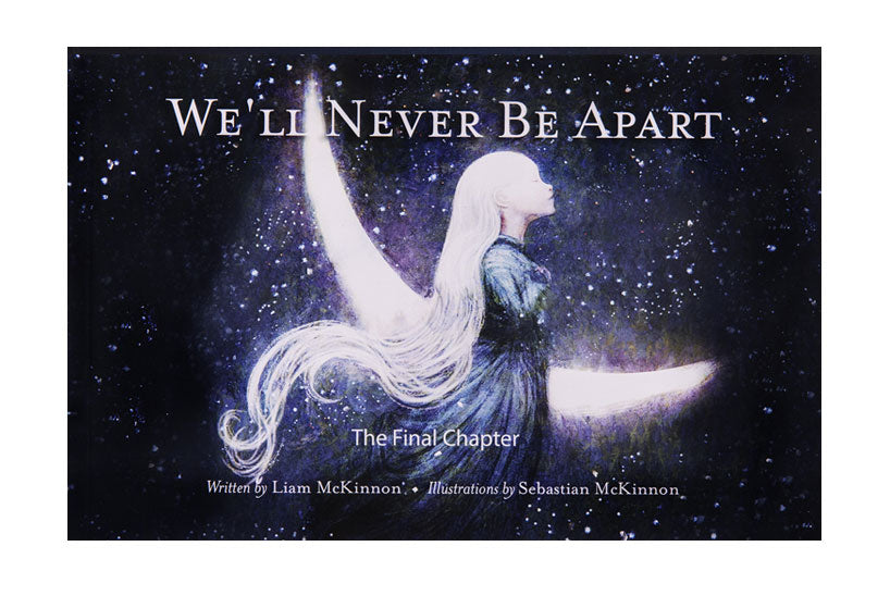 We'll Never Be Apart Book - Book 5