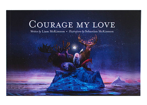 Courage My Love Book - Book 3