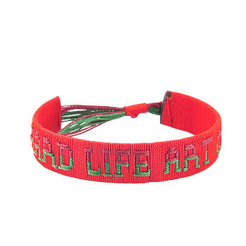 The Hard Life Art Club Bracelet