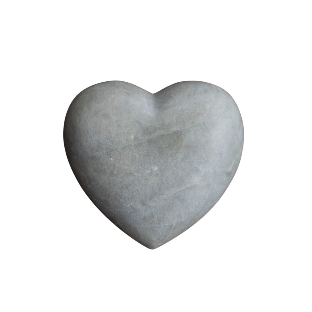 Large Soapstone Hearts