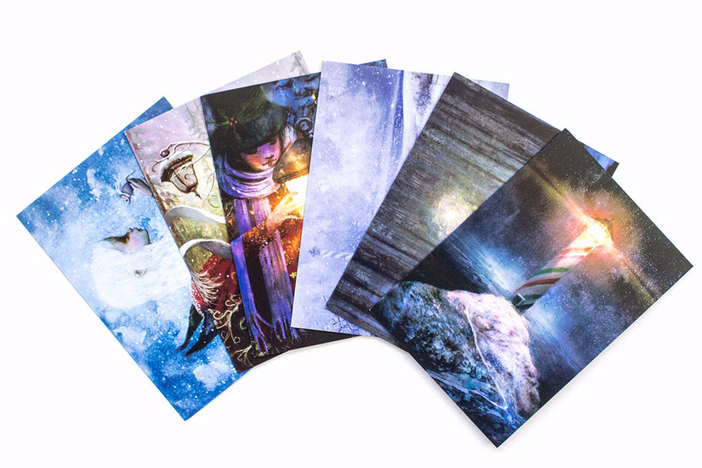 """The Lightkeeper"" Card Set"