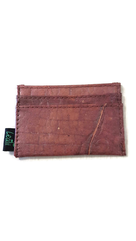 Men's super slim wallet