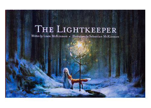 The Lightkeeper Book - Book 4