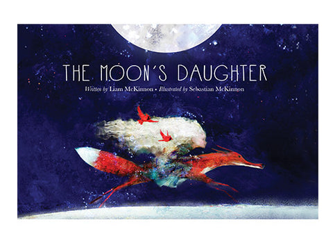 The Moon's Daughter - Book 1  (Being Printed - Available September 12, 2019)