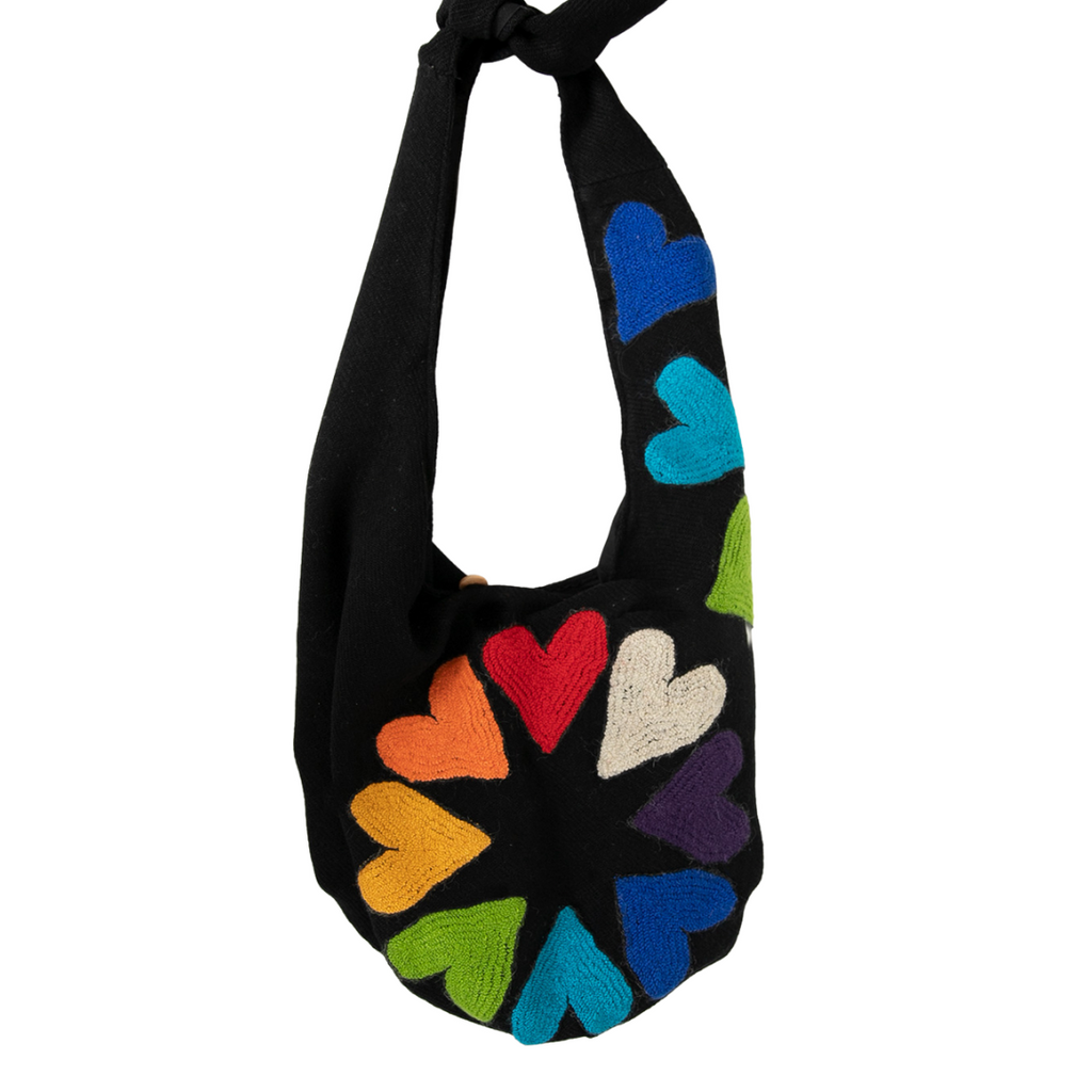 Pure Art Mandala Hobo Bag