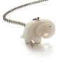 Tagua Animal Necklace
