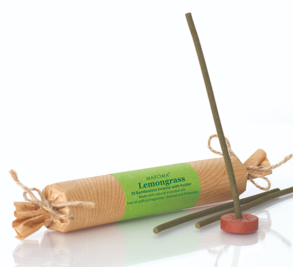 Bambooless Incense with Holder