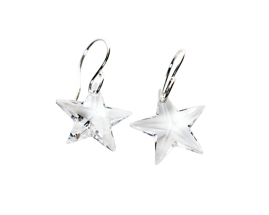 Lightkeeper Star Earrings
