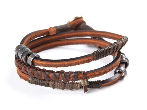 Elements of Life - Wrap Bracelets