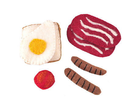 American Breakfast- A Learning Toy