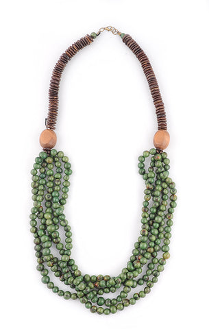 Green Açai Necklace