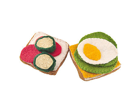 Sandwich- A Learning Toy