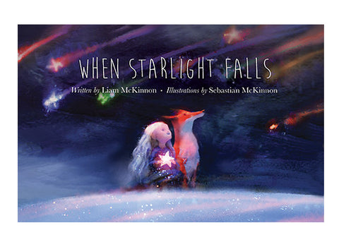 When Starlight Falls Book - Book 2