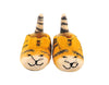 Felt Tiger Baby Slippers