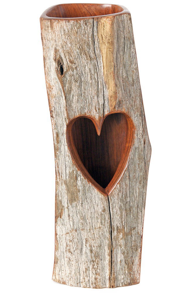 Sandalwood Vase - For the Love of Nature