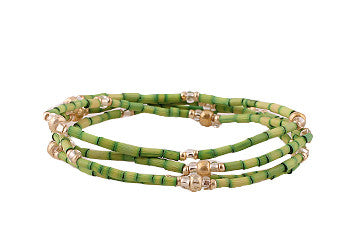 Green Zulugrass Wrap