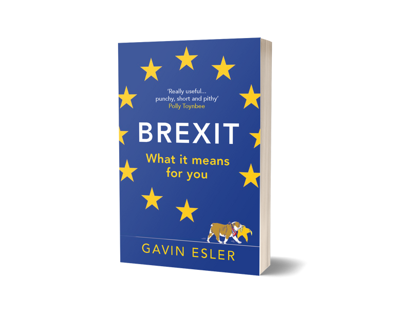 Brexit: What It Means For You by Gavin Esler (PRE-ORDER)