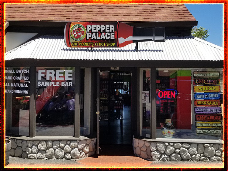 Pepper Palace Lake Arrowhead Store Front