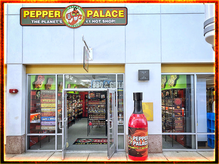 Pepper Palace Store Locator