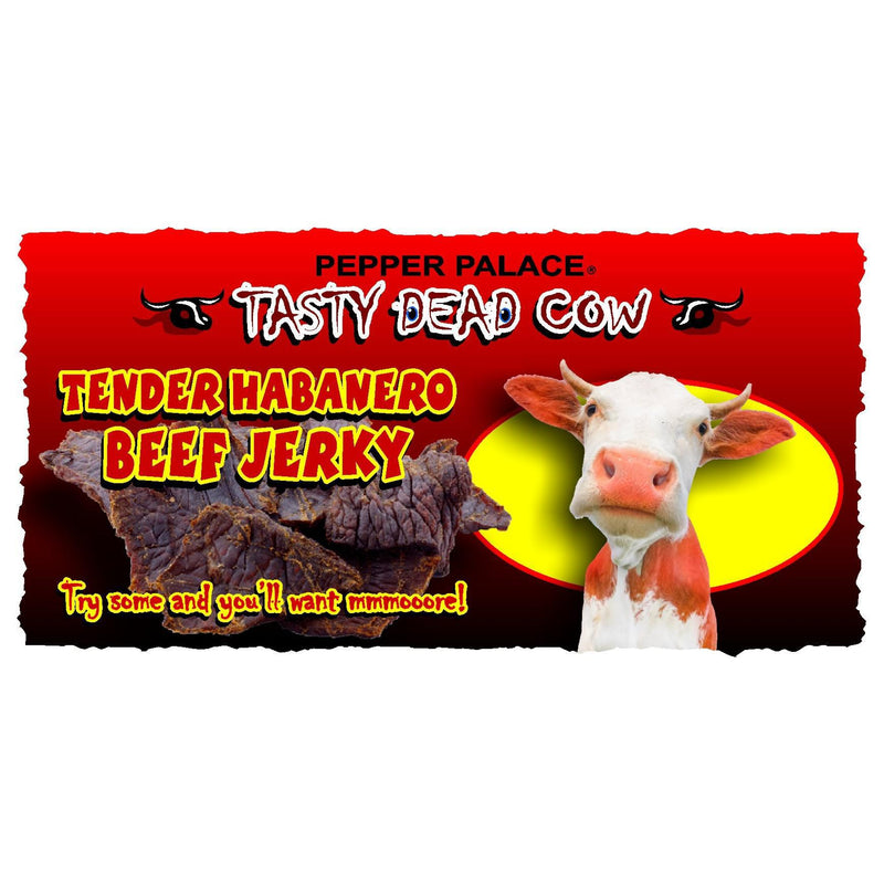 Tasty Dead Cow - Black Pepper & Sea Salt