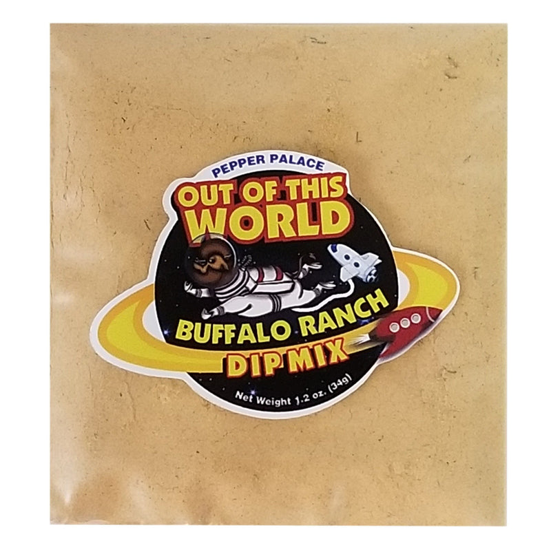 Out of this World Dip Mix - Buffalo Ranch
