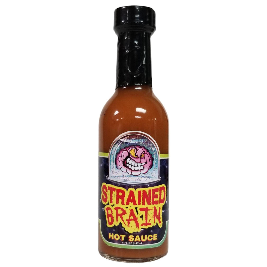 Strained Brain Hot Sauce