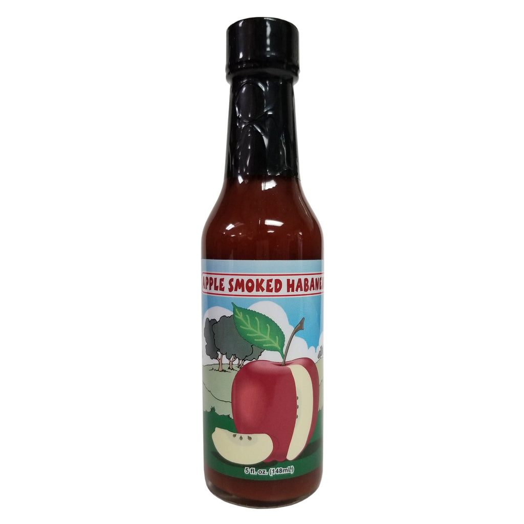 Pepper Palace Apple Smoked Habanero Hot Sauce