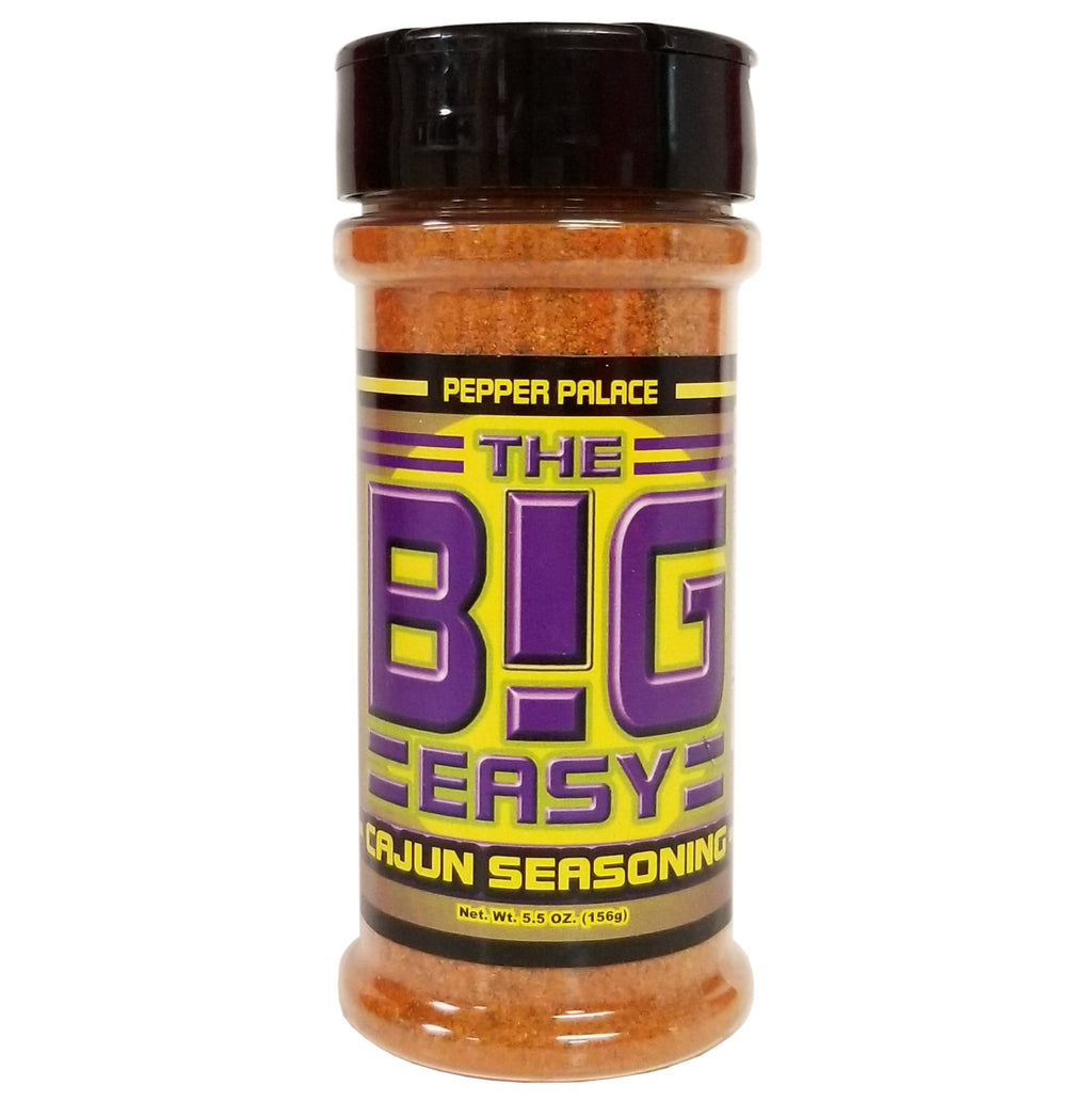 The BIG Easy Seasoning