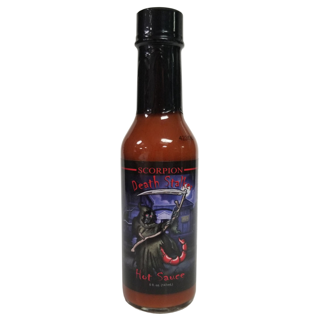 Pepper Palace Scorpion Death Stalker Hot Sauce
