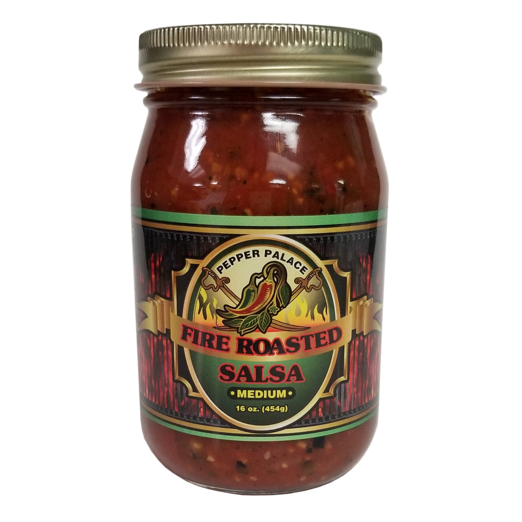 Pepper Palace Fire Roasted Salsa
