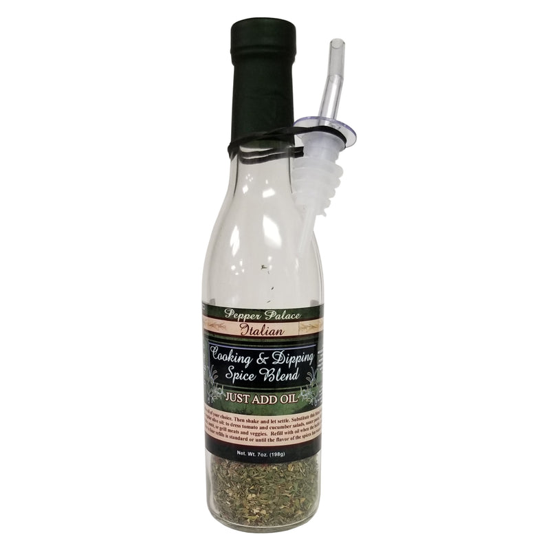 Pepper Palace Italian Cooking and Dipping Spice Blend
