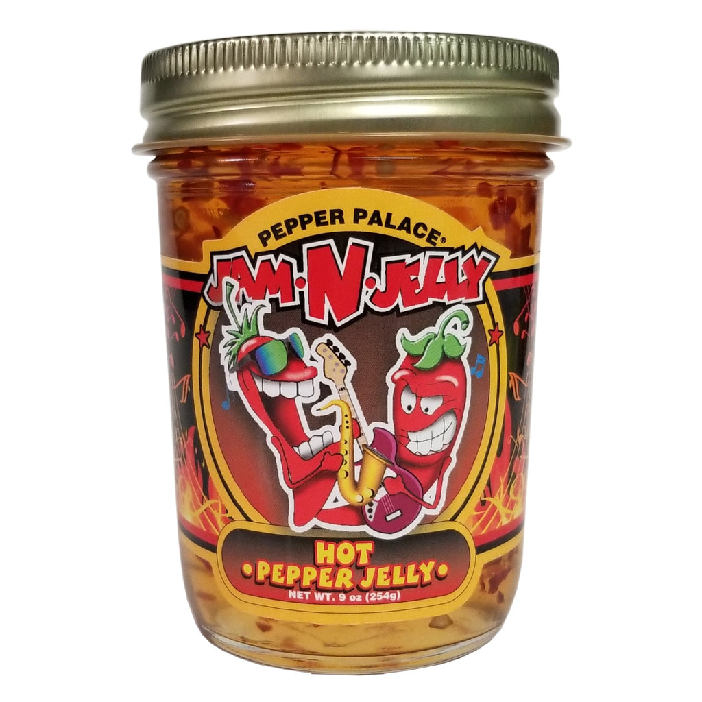 Pepper Palace Jam N Jelly Hot Pepper Jelly