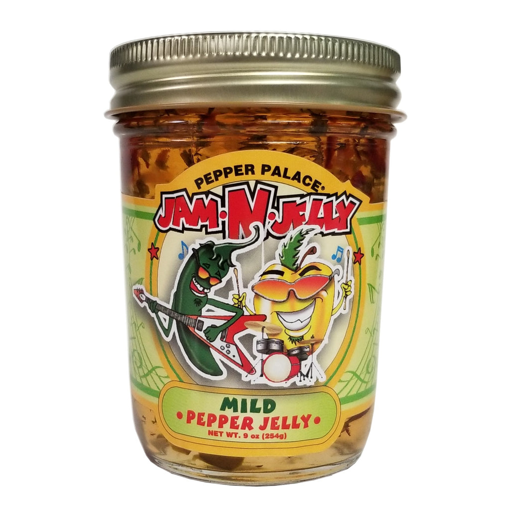 Pepper Palace Jam N Jelly Mild Pepper Jelly