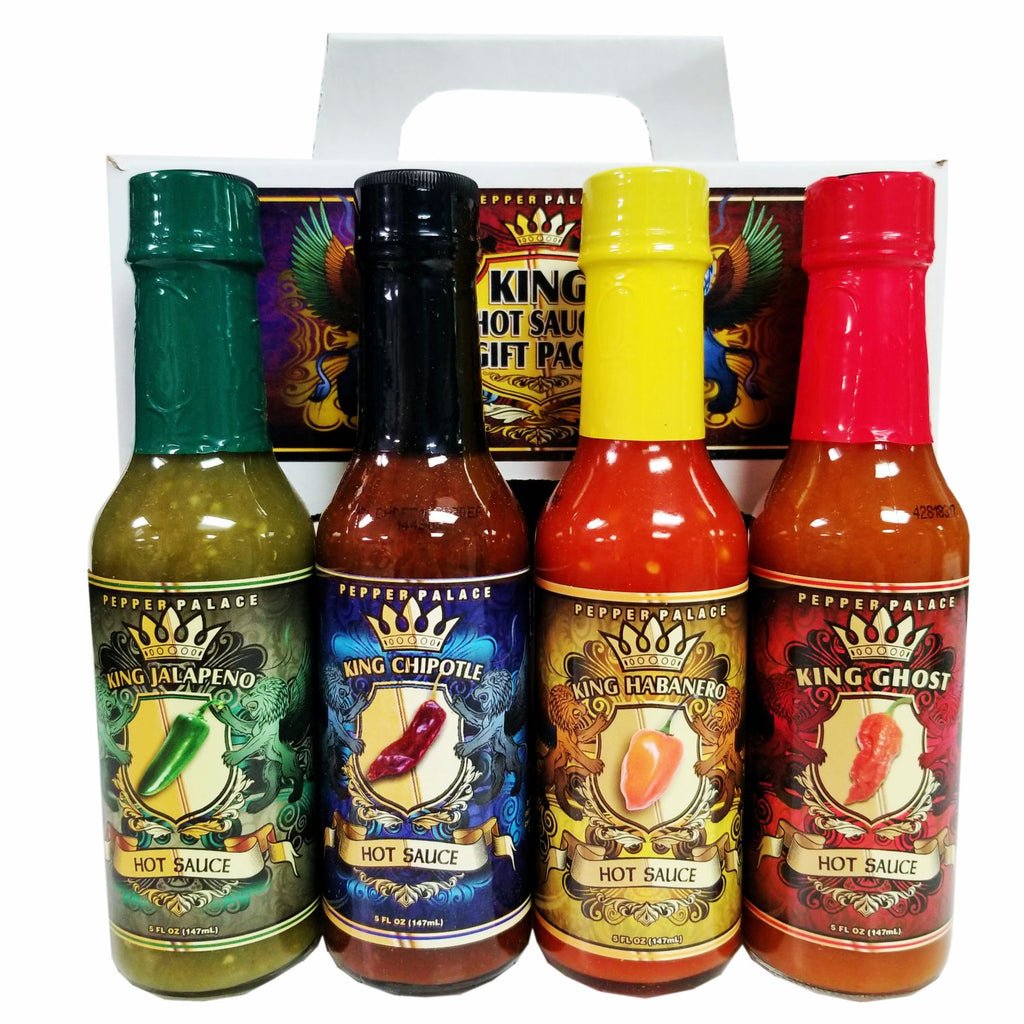 Pepper Palace It's Good to Be a King Gift Pack