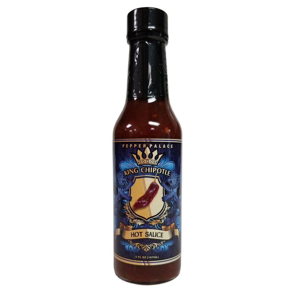 Pepper Palace King Chipotle Hot Sauce