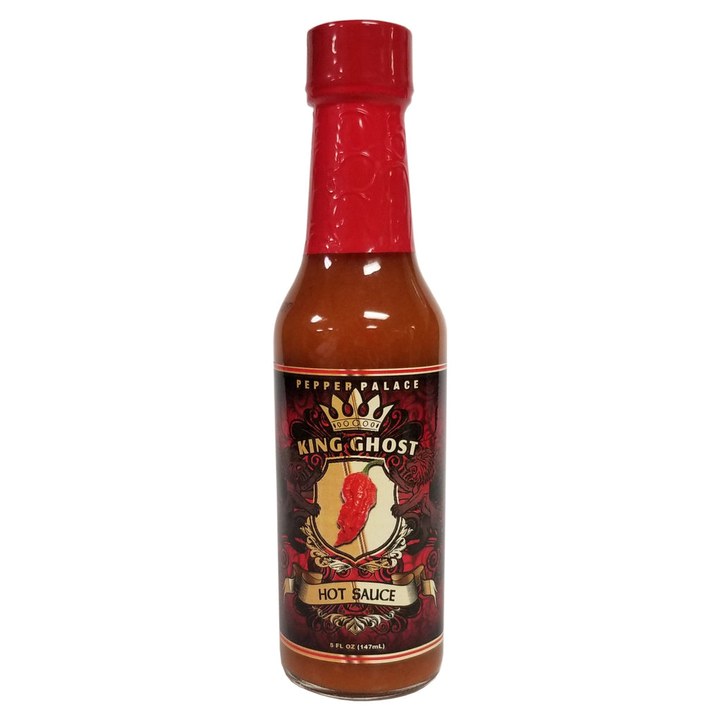 Pepper Palace King Ghost Hot Sauce