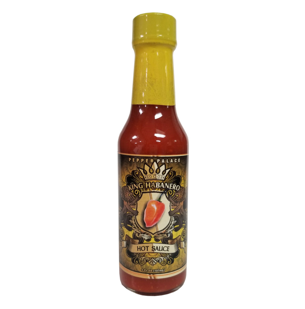 Pepper Palace King Habanero Hot Sauce